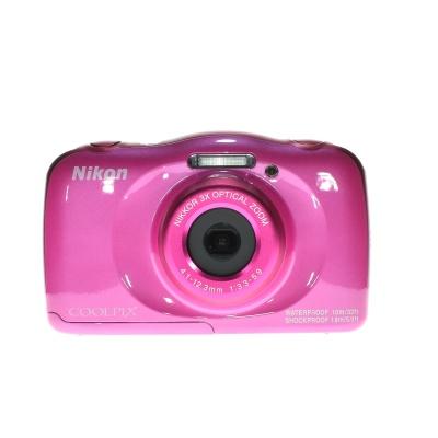Nikon Coolpix W100, Wasserfest bis 10m (13MP, WiFi)