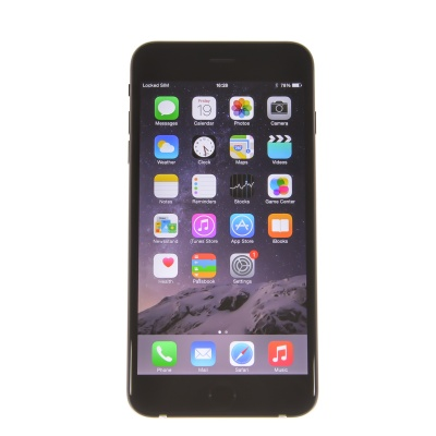 "Apple iPhone 6 Plus (5.50"", 16GB, 8MP, Space Gray)"
