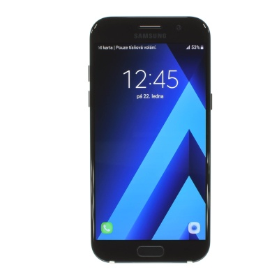 "Samsung SM-A500 Galaxy A5 (5"", 16GB, 13MP, Midnight Black)"