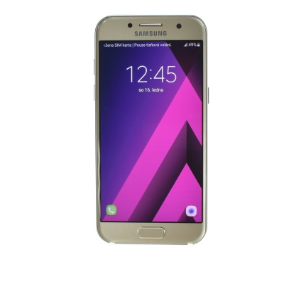 "Samsung Galaxy A3 (2017) (4.70"", 16GB, 13MP, Gold-Sand)"