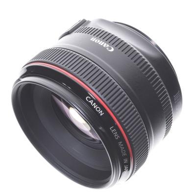 Canon EF 50mm f/1.2L USM - Schweiz Ware