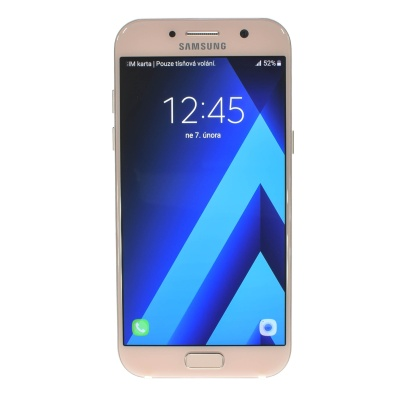 "Samsung Galaxy A5 (2017) (5.20"", 32Go, 16Mpx, Peach-Cloud)"