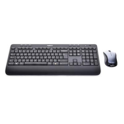 Logitech Wireless Combo MK520 (USB, DE, Kabellos)