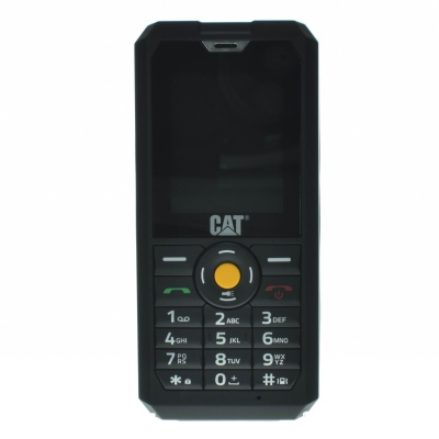 "Caterpillar B30 (2"", 1GB, Dual SIM, 2MP, Schwarz)"