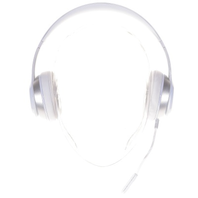 beats by dr.dre Solo2 (On-Ear, Weiss)