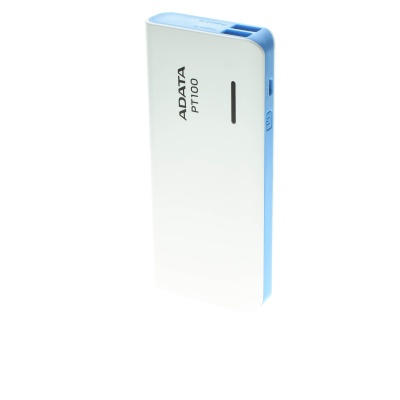 ADATA PowerPack PT100 White/Blue
