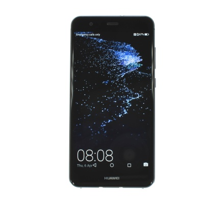 "Huawei P10 Lite (5.20"", 32GB, Dual SIM, 12MP, Midnight Black)"