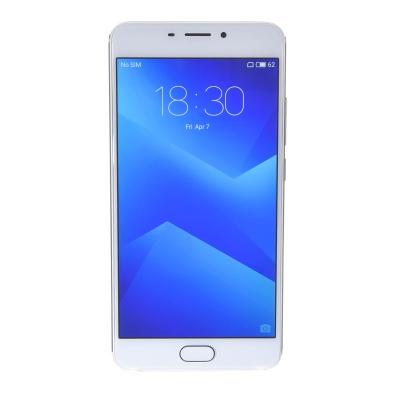 """Meizu M5 Note (5.50"""", 16GB, Dual SIM, 13MP, Silver)"""