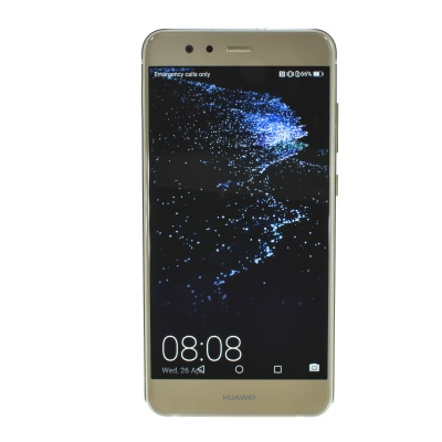"Huawei P10 Lite (5.20"", 32GB, Doppia SIM, 12MP, Platinum Gold)"