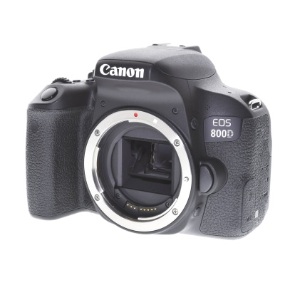 Canon EOS 800D Body (25.8MP, 50FPS, WiFi)