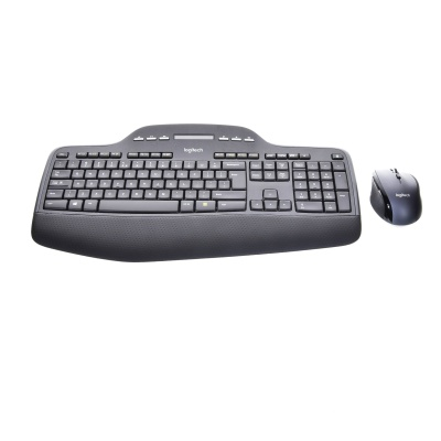 Logitech Wireless Desktop MK710 (USB, DE, Kabellos)
