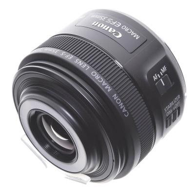 Canon EF-S 35mm f/2.8 IS Makro STM - Schweiz Ware
