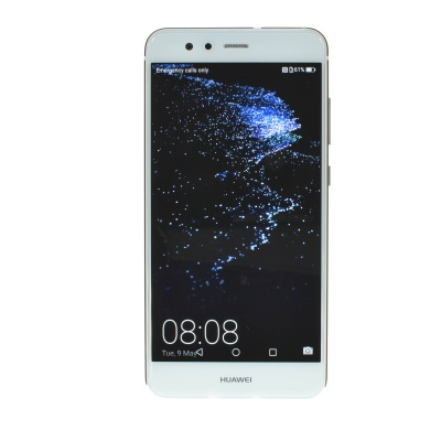 "Huawei P10 Lite (5.20"", 32GB, Dual SIM, 12MP, Pearl White)"