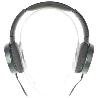 Sony MDR-XB550AP (On-Ear, Vert)