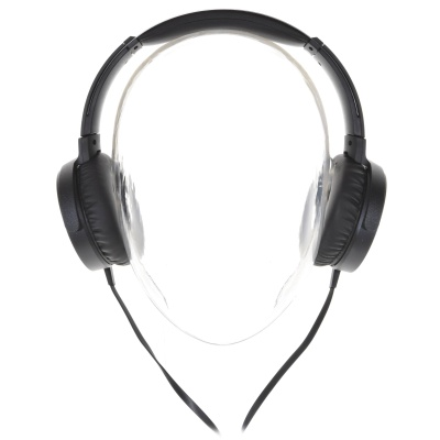Sony MDR-XB550AP (On-Ear, Black)