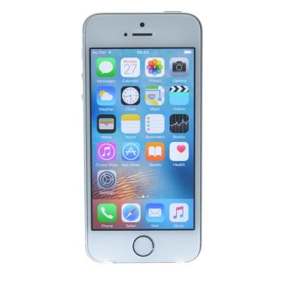 "Apple iPhone SE (4"", 128GB, 12MP, Silver)"