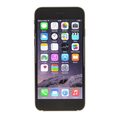 "Apple iPhone 6 (4.70"", 16GB, 8MP, Space Gray)"