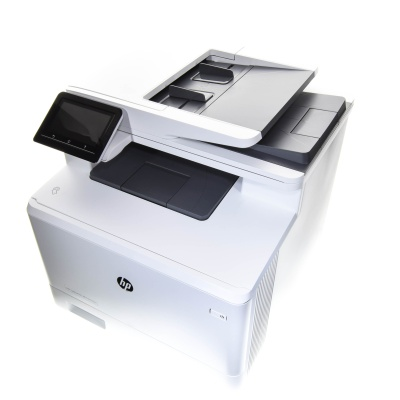 HP M477fdw Color LaserJet Pro (WLAN, Laser/LED, Farbe, Duplexdruck)