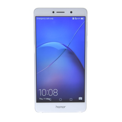 "Honor 6X (5.50"", 32GB, Dual SIM, 12MP, Silver)"