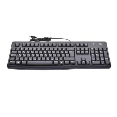 Logitech Tastiera K120 per il business (CH, Cavo)