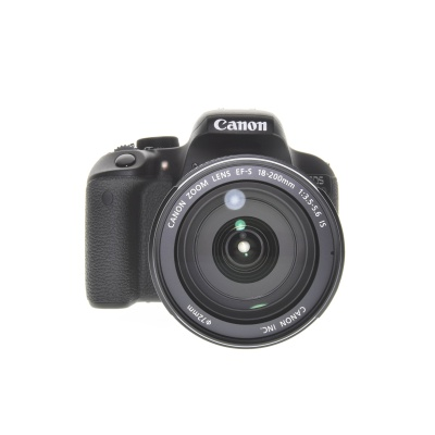 Canon EOS 800D 18-200mm IS Kit (25.8MP, 50FPS, WLAN)