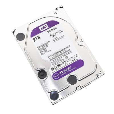 """WD Purple (2000GB, 3.5"""", Desktop, NAS, Storagesysteme)"""