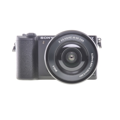 Sony Alpha a5100 Kit (16 - 50 mm, 24.30MP, 6FPS, WLAN)