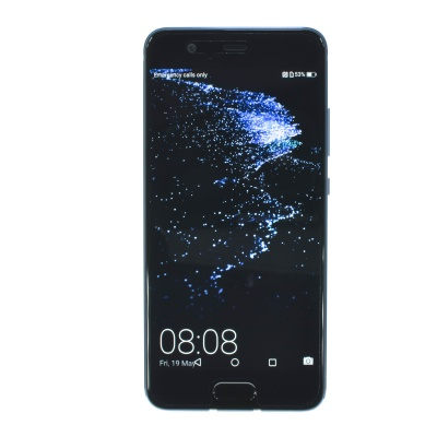 "Huawei P10 (5.10"", 64GB, Dual SIM, 20MP, Hyper Diamond-Cut Dazzling Blue)"