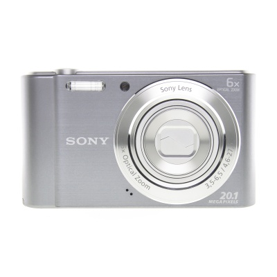 Sony Cyber-shot DSC W810 (20.10MP, 0.50FPS)