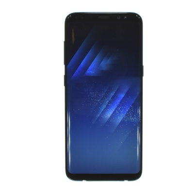 "Samsung Galaxy S8 (5.80"", 64GB, 12MP, Midnight Black)"