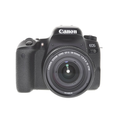 Canon EOS 77D Kit (18 - 55 mm, 24.20MP, 6FPS, WiFi)