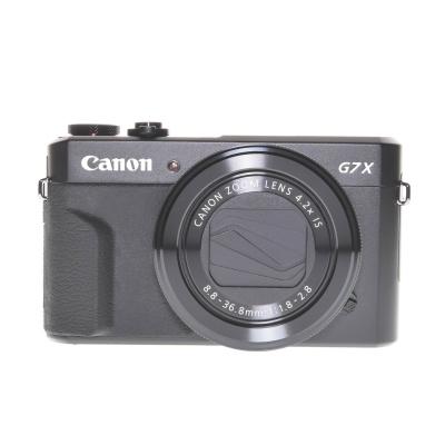 Canon PowerShot G7 X Mark II Premium Kit (24 - 100 mm, 20MP, 6.50FPS, WiFi)