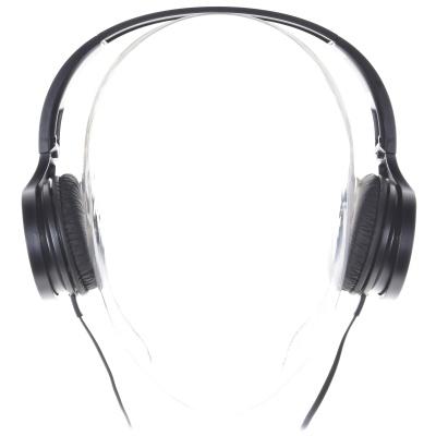 Panasonic RP-HF100ME (On-Ear, Schwarz)