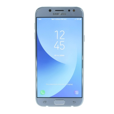 """Samsung Galaxy J5 (2017) Duos (5.20"""", 16GB, Dual SIM, 13MP, Blue)"""