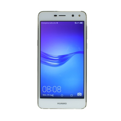 "Huawei Y6 2017 (5"", 16GB, Dual SIM, 13MP, White)"