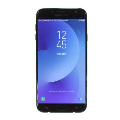 "Samsung Galaxy J7 (2017) Duos (5.50"", 16GB, Dual SIM, 13MP, Black)"