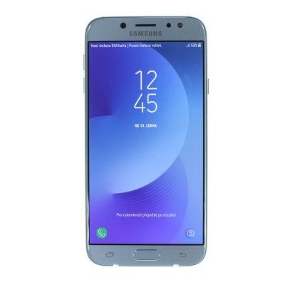 "Samsung Galaxy J7 (2017) Duos (5.50"", 16GB, Doppia SIM, 13MP, Blue)"