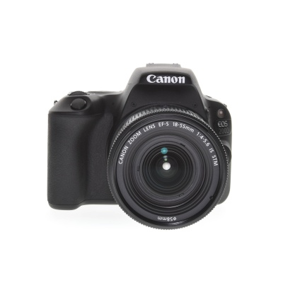 Canon EOS 200D 18-55mm STM Kit (24.2MP, 5FPS, WiFi)