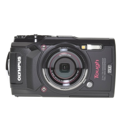 Olympus Tough TG-5 (25 - 100 mm, 12Mpx, 20FPS, GPS, WiFi)