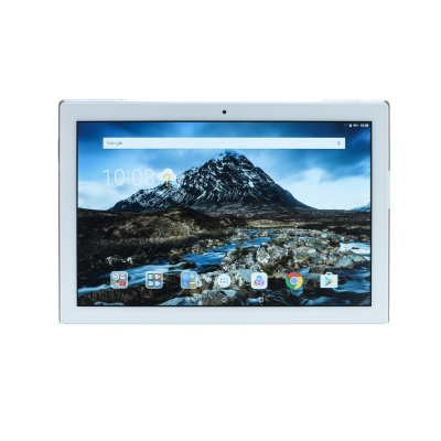 """Lenovo Tab 4 (10.10"""", 16Go, Polar White)"""