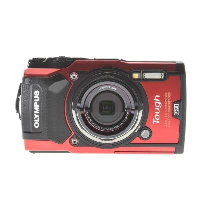 Olympus Robuste TG-5 (25 - 100 mm, 12Mpx, 20FPS, GPS, WiFi)