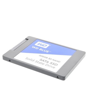 "WD Blue 3D NAND (500GB, 2.5"")"